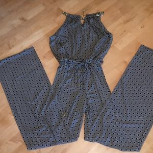 NWOT Laundry jumpsuit